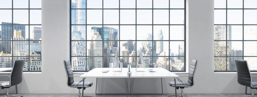 office modern industrial loft