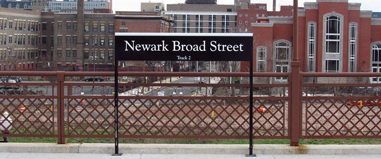 Newark broad street station